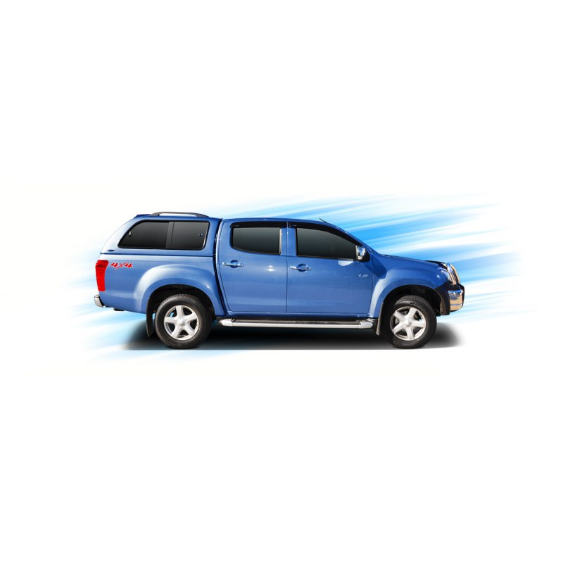 Explorer - Кунг Carryboy Hard-Top S560 для GREAT WALL WINGLE 5 2012 -  г.в.