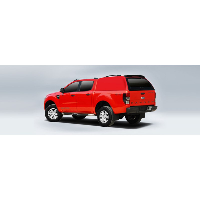 Explorer - Кунг Carryboy Hard-Top S560WO для FIAT FULLBACK 2016 -  г.в.